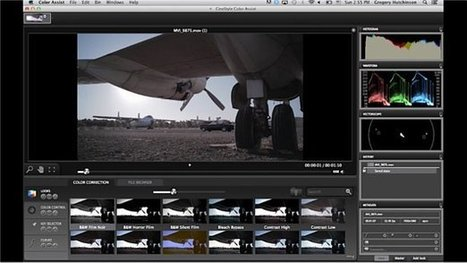 Technicolor Launches CineStyle Color Assist For Video Enthusiasts - Kalkion | HDSLR news | Scoop.it