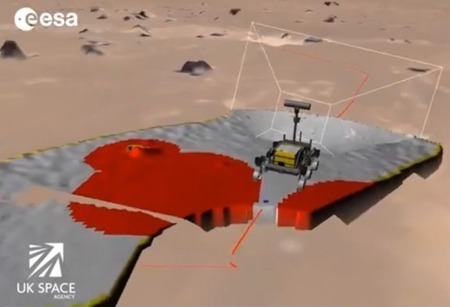 ESA's prototype ExoMars rover completes testing in Chile - Gizmag | Universe | Scoop.it