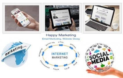 Move with the small things in the world of marketing on the internet | Happy Marketing- Efficient & cost effective | Scoop.it