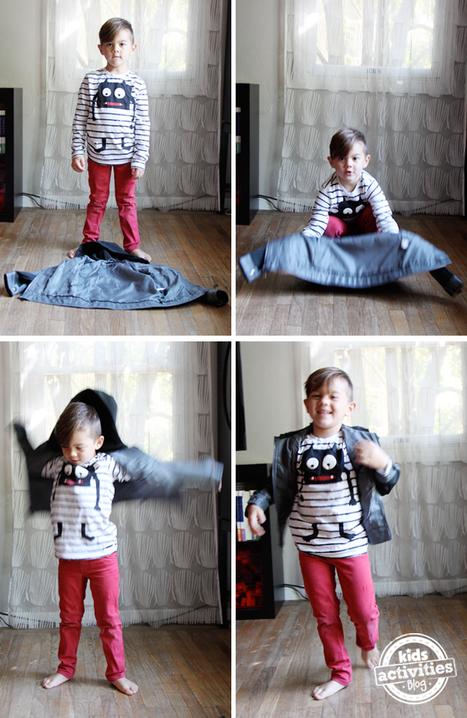 Activité Habillage d'Hiver | Envie de Grandir | Montessori | Scoop.it