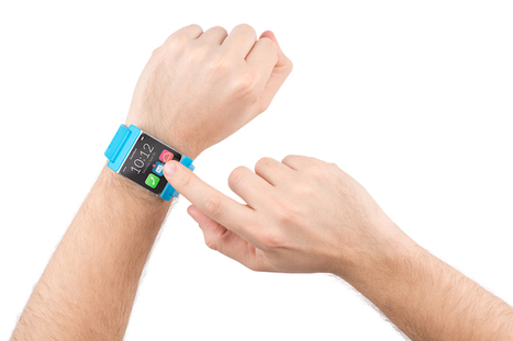 SAPVoice: Big Data Gets Personal: Wearable Tech in Your Workplace | Big Data | Scoop.it