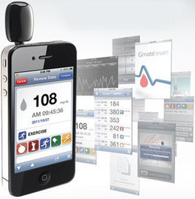 World's smallest Smart glucose meter for the mobile phones get CE approval | Innovations in Healthcare world | Scoop.it