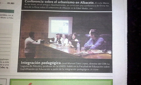 Gamification conference with my students | Integración de las TIC en Educación | Scoop.it