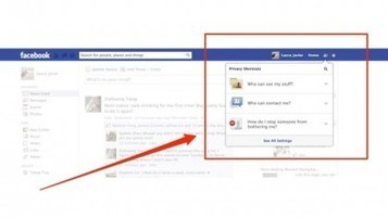 Facebook: Τι θα πρέπει να κάνετε με τις αλλαγές στα Privacy Settings | TEFL & Ed Tech | Scoop.it