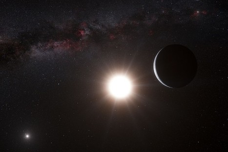 The Closest Exoplanet to Earth Was Probably a Ghost | ANALYZING EDUCATIONAL TECHNOLOGY | Scoop.it