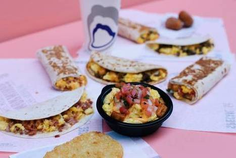 In Fast-Food Battle, Breakfast Becomes Most Important Meal of the Day | Urban eating | Scoop.it