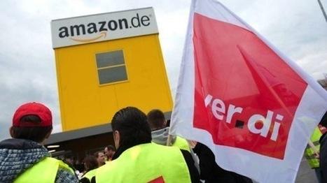 German Amazon warehouse workers protest over working ...   BUSS4 Amazon   Scoop.it