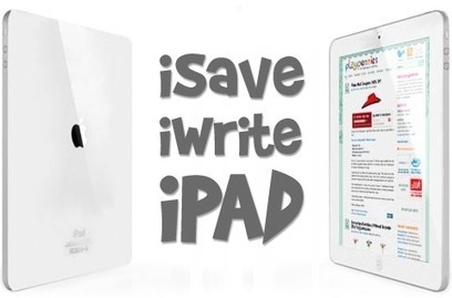 Can the iPad really help improve children's writing? - HuntingEnglish | :: The 4th Era :: | Scoop.it