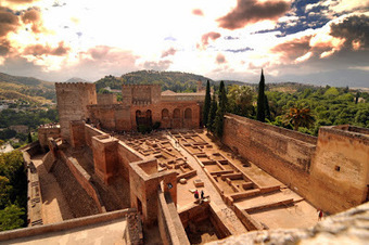 The Archaeology News Network: Houses of first Christians to occupy the Alhambra in 1492 | Monde médiéval | Scoop.it