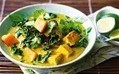 The new vegetarian: claypot cari with sweet potato, tofu and winter greens recipe - Telegraph | Food for Foodies | Scoop.it