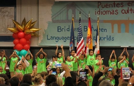 As city promotes dual-language programs, it selects 15 as models   EdTechDesign   Scoop.it