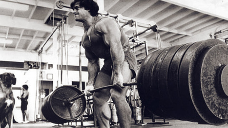 500-Pound Deadlift Lessons - #fitness #health | Strength and Conditioning Coach | Scoop.it