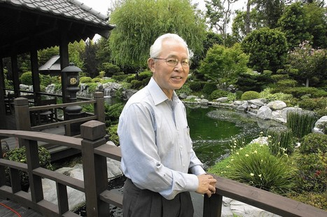 Takeo Uesugi dies at 75; landscape architect restored Huntington Library's Japanese Garden | Japanese Gardens | Scoop.it
