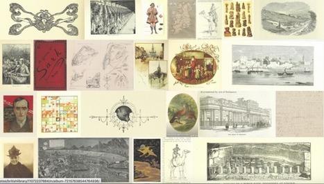 The British Library met en ligne plus d'un million d'images libres de droit - Korben   Web Design et Digitale outils   Scoop.it