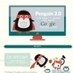 Infographie : Penguin 2.0 : comment se comporte l'animal ? | Réseaux Sociaux | E-marketing | Scoop.it