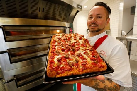 Three great East Bay pizzerias | Property Management - Homestretch Properties | Scoop.it