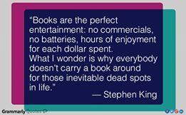 Books-Stephen King | Reading books | Scoop.it