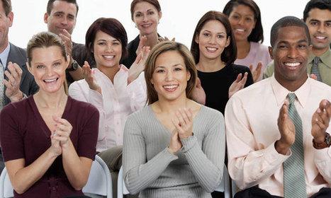 10 conseils pour captiver votre audience lors de vos présentations | Actus web | Scoop.it