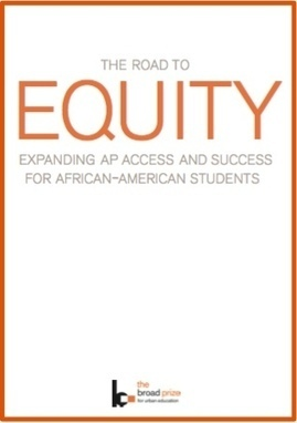 The Road to Equity - Expanding AP Access and Success for African-American Students | College and Career-Ready Standards for School Leaders | Scoop.it