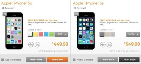 Boost Mobile Offering $200 In-Store Discounts on iPhone 5s and 5c for Switchers - Mac Rumors | cheap iphones for sale | Scoop.it