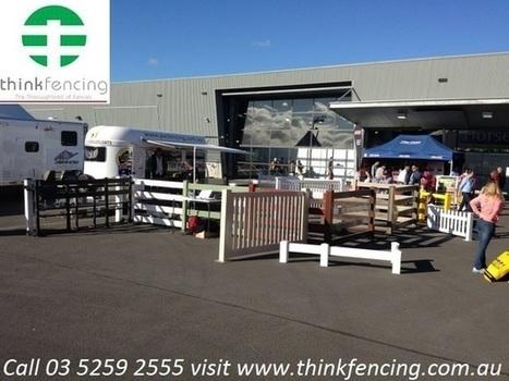 PVC Plastic Picket & Horse Fencing Manufacturer in Australia   Think Fencing   Scoop.it