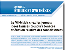 Publication, Jeunesses : études et synthèses n°17 : Le VIH/sida ... | Orientation bac et BTS | Scoop.it