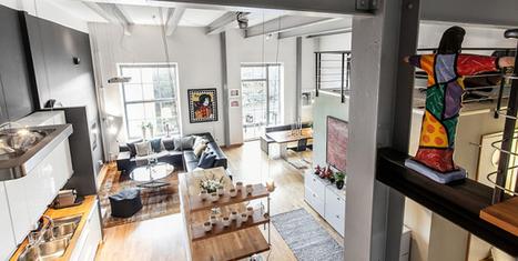 Un duplex près du port | PLANETE DECO a homes world | habitat et deco | Scoop.it