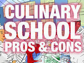 Culinary School: The Pros and Cons of Culinary Education | Culinary | Scoop.it