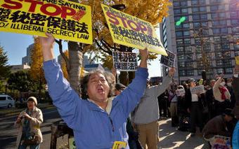 La nouvelle loi japonaise sur le secret   Vivre après Fukushima   Ma revue du Web   Scoop.it