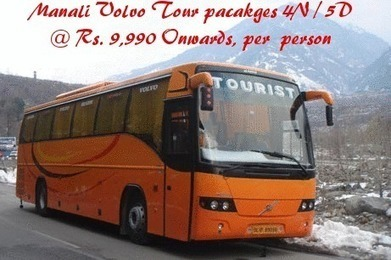 Manali Tour Packages - Google+ | Manali Volvo Packages | Scoop.it