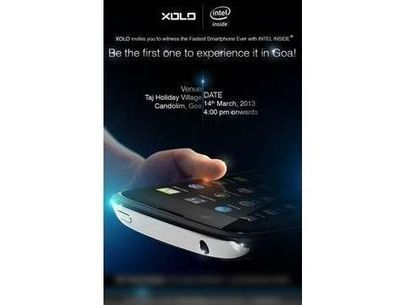 "On 14 March will be presented ""the fastest smartphone ever"" 