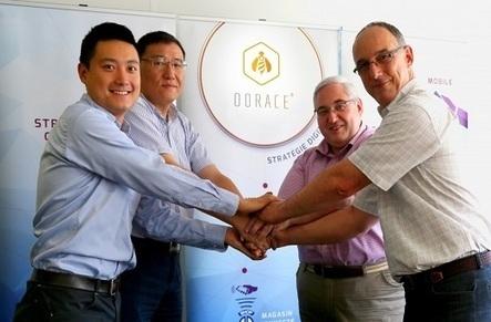 TOM, Travel On Move – L'aéroport de Shanghai Hongqiao s'équipe de la technologie OORACE   E-Tourisme   Scoop.it