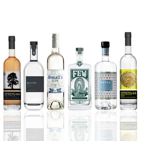 12 Great American Gins You Should Absolutely Know | Gastronomy & Wines | Scoop.it