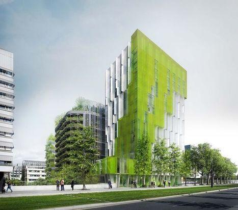 Les lauréats de Réinventer Paris (15/22) : In Vivo (XIIIe arr.) | Ville de demain : éco-mobilité & smart energies | Scoop.it