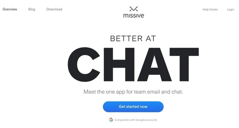 Missive. Collaborer directement depuis votre mail - Les Outils Collaboratifs | Les outils du Web 2.0 | Scoop.it
