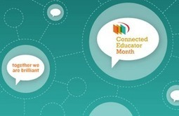 Resources for Connected Educator Month 2013 | Teacher Tools and Tips | Scoop.it