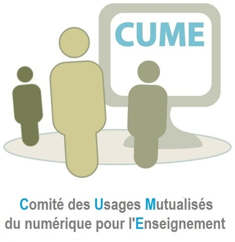 CUME Inscription journée CUME du 10 avril 2014 | Tice et pédagogie | Scoop.it