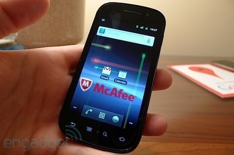McAfee updates Mobile Security to 2.0, keeps you protected on the ... | Mobile, Tablets & More | Scoop.it