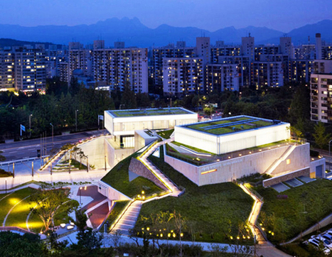 Green Rooftop Spruces Up 'Museum Of Art' In Seoul | sustainable architecture | Scoop.it