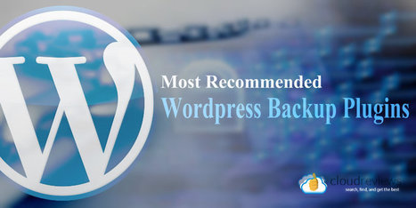 The 6 Most Recommended WordPress Backup Plugins   Unblock Streaming Channels   Scoop.it