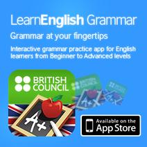 Grammar & Vocabulary | LearnEnglish | British Council | English Grammar Proficiency Training | Scoop.it