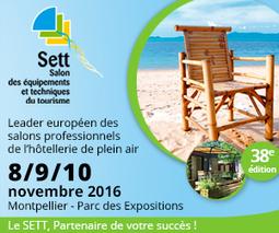 Montpellier : Le Salon des Équipements et Techniques du Tourisme du 8 au 10 novembre 2016 | Campings et tourisme dans le Tarn | Scoop.it