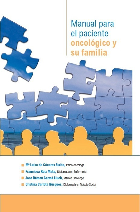 Manual para el paciente oncológico y su familia | healthy | Scoop.it