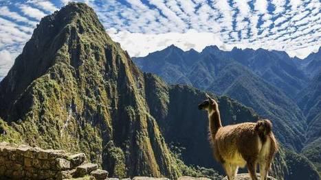China bouwt mee aan megaspoorlijn door Andes | Buitenland | Aardrijkskunde | Scoop.it