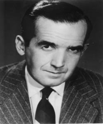 MURROW, EDWARD R. - The Museum of Broadcast Communications | A Cultural History of Advertising | Scoop.it