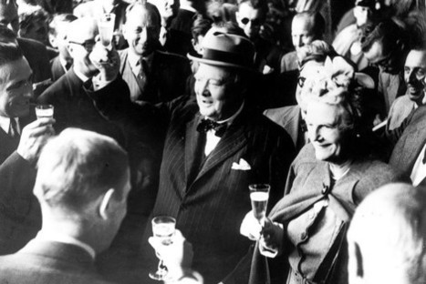 Churchill's Favorite Champagne - Wall Street Journal | Fine Champagne Magazine | Scoop.it