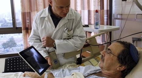 L'iPad est-il le futur de la télémédecine française?   Slate   Patient 2.0 et empowerment   Scoop.it