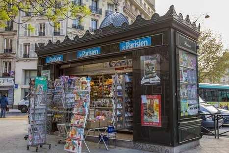 Les kiosques, un atout majeur pour l'avenir de la presse | L'information media sur internet | Scoop.it