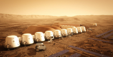 Mars Colonization Project Awards First Supplier Contract - Science World Report   Mars exploration   Scoop.it