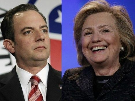 Reince Priebus Demands Public Release of All Communications Between Clinton Foundation and State Department - Breitbart | Global politics | Scoop.it